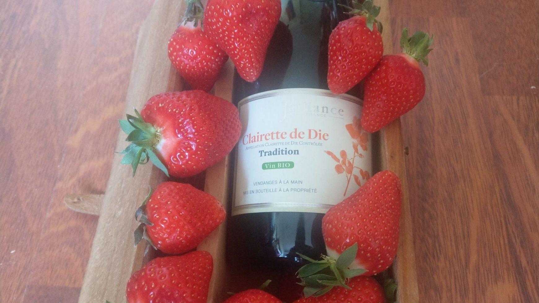 Welcher Wein passt eigentlich zu Erdbeeren???